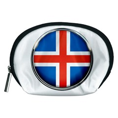 Iceland Flag Europe National Accessory Pouches (medium)