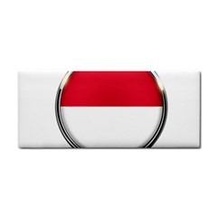 Monaco Or Indonesia Country Nation Nationality Cosmetic Storage Cases