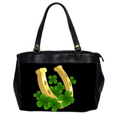 St  Patricks Day  Office Handbags (2 Sides)