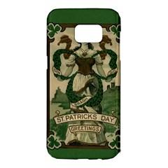 St  Patricks Day  Samsung Galaxy S7 Edge Hardshell Case