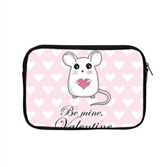Cute Mouse   Valentines Day Apple Macbook Pro 15  Zipper Case