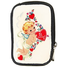 Cupid   Vintage Compact Camera Cases by Valentinaart