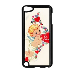 Cupid   Vintage Apple Ipod Touch 5 Case (black) by Valentinaart