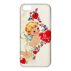 Cupid   Vintage Apple Iphone 5c Hardshell Case by Valentinaart