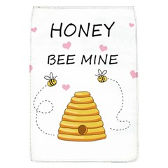 Bee Mine Valentines Day Flap Covers (l)  by Valentinaart