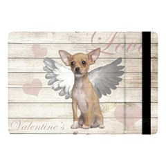 Vintage Chihuahua   Valentines Day Apple Ipad Pro 10 5   Flip Case by Valentinaart