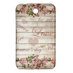 Vintage Chihuahua   Valentines Day Samsung Galaxy Tab 3 (7 ) P3200 Hardshell Case  by Valentinaart