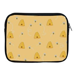 Bee Pattern Apple Ipad 2/3/4 Zipper Cases