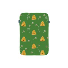 Bee Pattern Apple Ipad Mini Protective Soft Cases