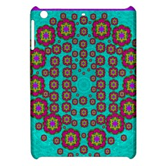 The Worlds Most Beautiful Flower Shower On The Sky Apple Ipad Mini Hardshell Case by pepitasart