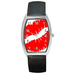 Lips 161956 640 Barrel Style Metal Watch