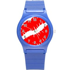 Lips 161956 640 Round Plastic Sport Watch (s) by belezabrazuca70
