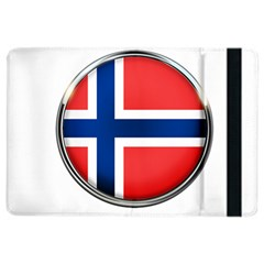 Norway Country Nation Blue Symbol Ipad Air 2 Flip