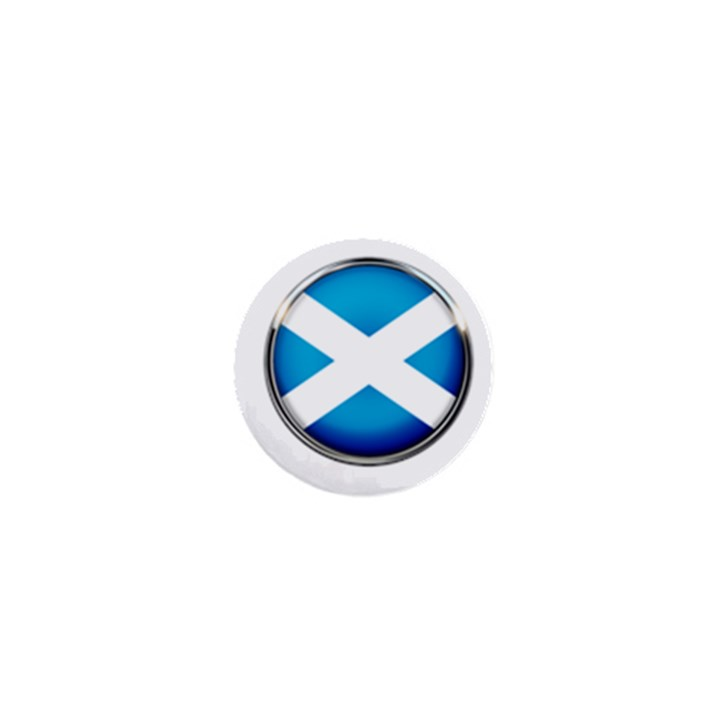 Scotland Nation Country Nationality 1  Mini Buttons