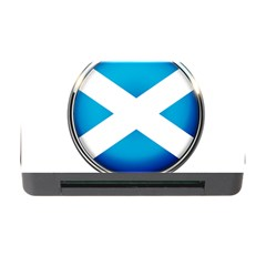 Scotland Nation Country Nationality Memory Card Reader With Cf by Nexatart