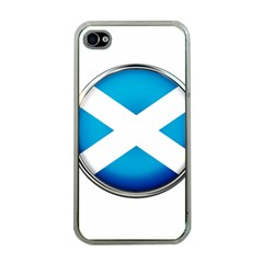 Scotland Nation Country Nationality Apple Iphone 4 Case (clear)