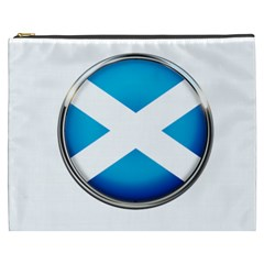 Scotland Nation Country Nationality Cosmetic Bag (xxxl)