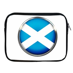 Scotland Nation Country Nationality Apple Ipad 2/3/4 Zipper Cases