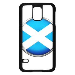 Scotland Nation Country Nationality Samsung Galaxy S5 Case (black) by Nexatart