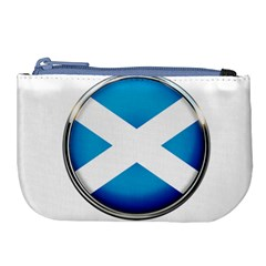 Scotland Nation Country Nationality Large Coin Purse