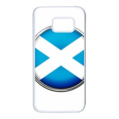 Scotland Nation Country Nationality Samsung Galaxy S7 White Seamless Case
