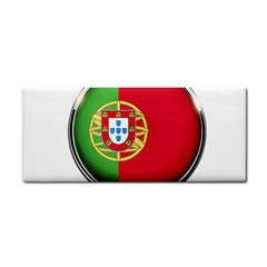 Portugal Flag Country Nation Cosmetic Storage Cases by Nexatart