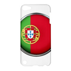 Portugal Flag Country Nation Apple Ipod Touch 5 Hardshell Case by Nexatart