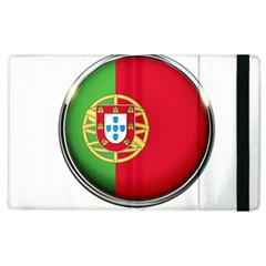 Portugal Flag Country Nation Apple Ipad 3/4 Flip Case