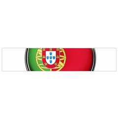 Portugal Flag Country Nation Small Flano Scarf by Nexatart