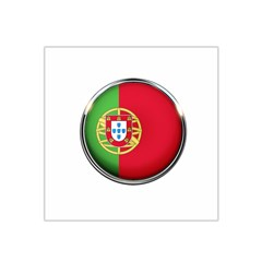 Portugal Flag Country Nation Satin Bandana Scarf by Nexatart