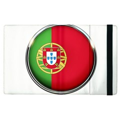 Portugal Flag Country Nation Apple Ipad Pro 9 7   Flip Case