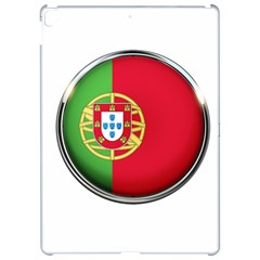 Portugal Flag Country Nation Apple Ipad Pro 12 9   Hardshell Case