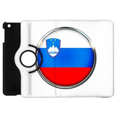 Slovenia Flag Mountains Country Apple Ipad Mini Flip 360 Case