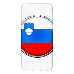 Slovenia Flag Mountains Country Samsung Galaxy S8 Plus Hardshell Case