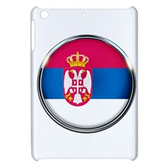 Serbia Flag Icon Europe National Apple Ipad Mini Hardshell Case