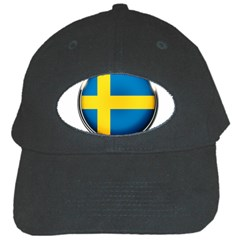 Sweden Flag Country Countries Black Cap by Nexatart