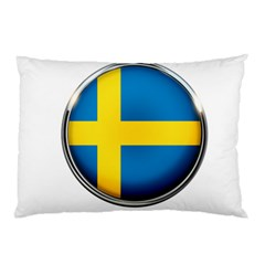 Sweden Flag Country Countries Pillow Case