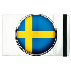 Sweden Flag Country Countries Apple Ipad Pro 12 9   Flip Case by Nexatart