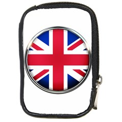 United Kingdom Country Nation Flag Compact Camera Cases