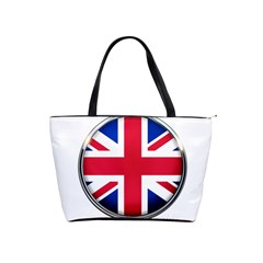 United Kingdom Country Nation Flag Shoulder Handbags by Nexatart