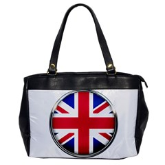 United Kingdom Country Nation Flag Office Handbags