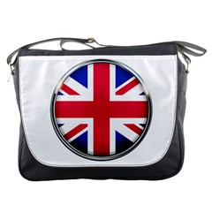 United Kingdom Country Nation Flag Messenger Bags