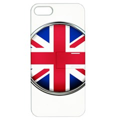 United Kingdom Country Nation Flag Apple Iphone 5 Hardshell Case With Stand by Nexatart