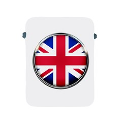 United Kingdom Country Nation Flag Apple Ipad 2/3/4 Protective Soft Cases by Nexatart