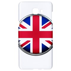 United Kingdom Country Nation Flag Samsung C9 Pro Hardshell Case