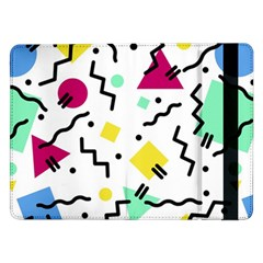Art Background Abstract Unique Samsung Galaxy Tab Pro 12 2  Flip Case
