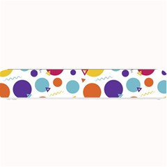 Background Polka Dot Small Bar Mats by Nexatart
