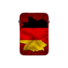 Germany Map Flag Country Red Flag Apple Ipad Mini Protective Soft Cases