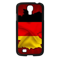 Germany Map Flag Country Red Flag Samsung Galaxy S4 I9500/ I9505 Case (black) by Nexatart