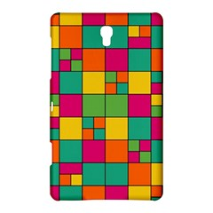 Squares Abstract Background Abstract Samsung Galaxy Tab S (8 4 ) Hardshell Case
